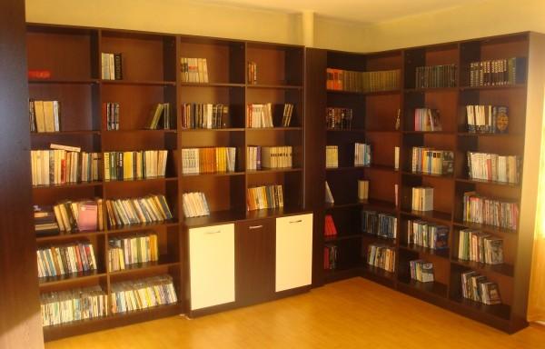 Стая читалня